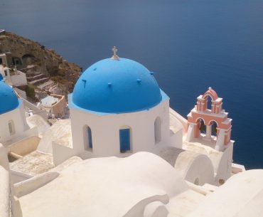 My Travel Adventures in The Santorini Island