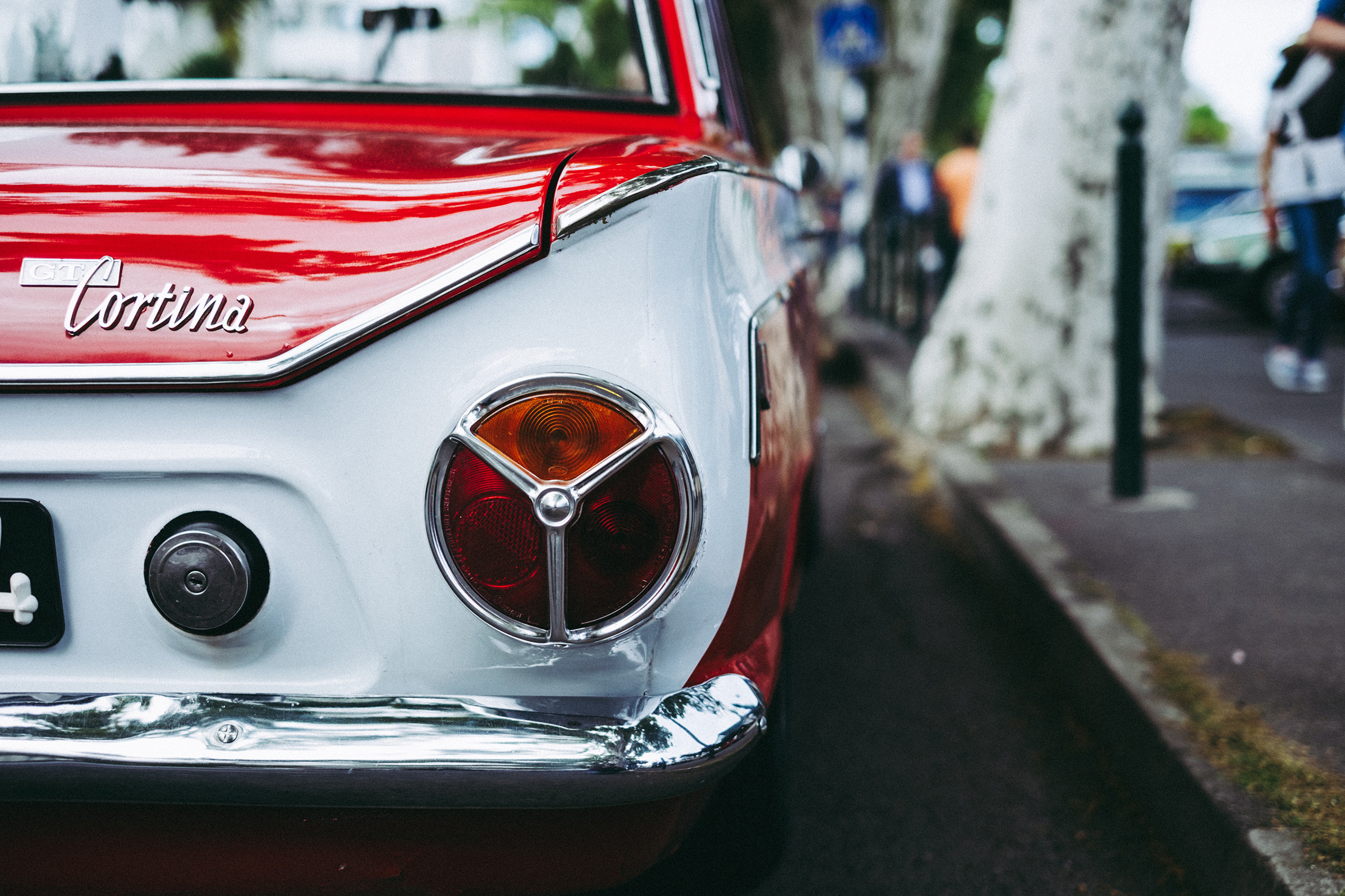 24k Classic American Cars Hit The Streets Of Hong Kong Magazine